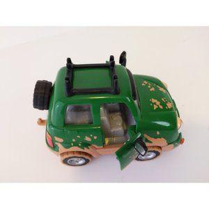 Chevron Car Toy Freddy 4-Wheeler Collectible 1996